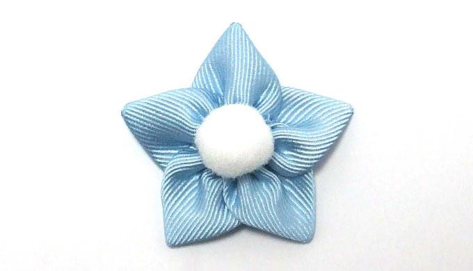 お花のリボン・4(星型)